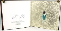 Bilder 1982-1987. Türkisch Papier. Ebru. Turkish Marbled Paper   Emin Barin
