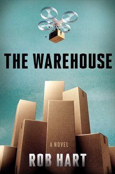 The Warehouse, by Rob Hart. This dystopian thriller was well written and compelling, leaving me thinking about it after each time I put it down. Free Pdf Books, Free Ebooks, New Books, Good Books, Ron Howard, Penguin Random House, Thought Provoking, Bestselling Author, Audio Books