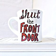 Strip Clubs Story What Did You Say Pinterest - What does shut the front door mean