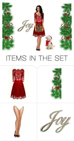 """Meet Joy"" by sjlew ❤ liked on Polyvore featuring art"