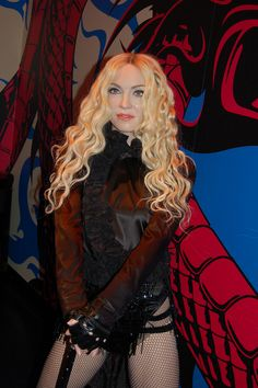 Madonna - Madame Tussauds Wax museum, Hollywood