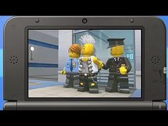 Lego City Undercover: The Chase Begins - Gameplay Trailer zum 3DS-Ableger