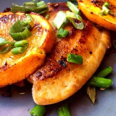 Pan seared soy ginger citrus marinated tilapia: homemade recipe