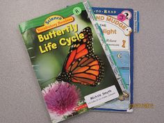 Tabs to mark mentor texts
