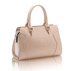 Fashion New Leather Shoulder Messenger Bags Brand Crocodile Women Handbag Totes Hot Sale Designer OL bag MI6413