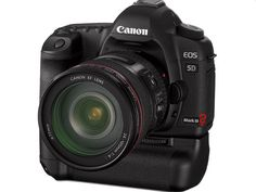 Canon EOS 5D Mark III ... ok, this isn't technically real... but when it is, I want it!!