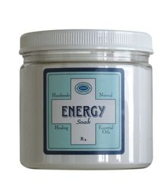Bath Soak - Effervescent - Energy by Jane Inc.. $20.00. Refreshes and Energizes. Effervescent. Contains Essential oil of Lavender, Peppermint & Sage. Softens both the bath water and your skin. Contains fruit acids, Baking Soda, Mineral Salts and Herbs. This Natural Product from Jane Inc. is used in many top spas all over the world. Its secret, spa formula nourishes your skin while providing a cleansing aromatherapy experience for your soul.