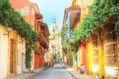 Insider's Guide to Cartagena columbia