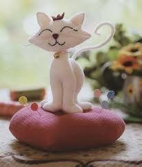cat cushion pattern - Google Search