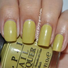 OPI Dont talk Bach to me Germany Collection