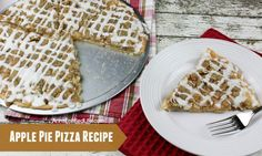 Apple Pie Pizza Reci