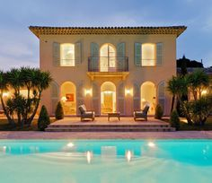 Villa in the south of France