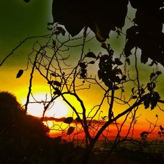 @golda_gfs photo: Sunset at Santa Teresa - Rio de Janeiro.