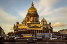 Saint Isaac's Cathedral - null