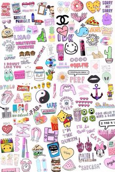 A lot of stickers Snapchat Stickers, Phone Stickers, Cute Stickers, Emoji Wallpaper, Tumblr Wallpaper, Cute Backgrounds, Cute Wallpapers, Printable Stickers, Planner Stickers
