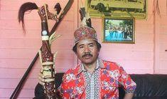 Sobat Dewel Sinarbulung, Pelestari Mandau Suku Dayak Kalteng