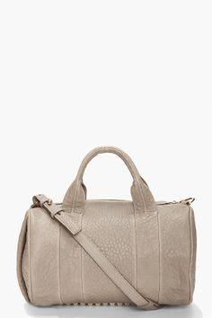 alexander wang rocco mini duffle bag $875
