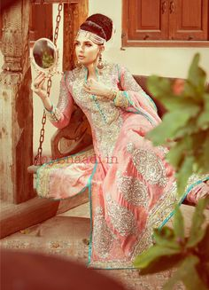 Nomi Ansari bridal collection - wedding dress collection | My Shaadi
