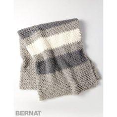 Free Easy Crochet Blanket Pattern