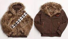 Chewbacca Star Wars Bomber by Ecko