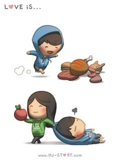 Check out the comic HJ-Story :: Fruit