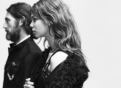 THE KOOPLES Fall-Winter 2014-15 campaign #thekooples #FW14 #newcampaign #couples >> http://www.thekooples.com/en/couples.html