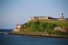 El Morro En Puerto Rico | The Fort of San Felipe Del Morro and San Cristobal in Puerto Rico
