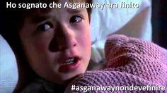 Il sesto senso #asganawaynondevefinire