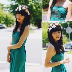 Diorama  (by KANI (Connie) Cao) http://lookbook.nu/look/2810993-diorama