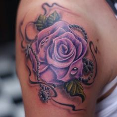rose tattoo, mechanicaltattoos. Something like that. Just the rose itself not the stuff around it