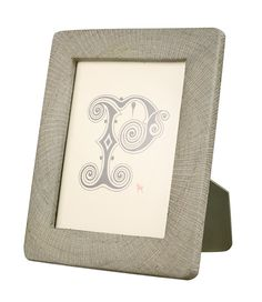ANCONA 8X10 GREY BUNTAL FRAME - Accessories Nina Campbell