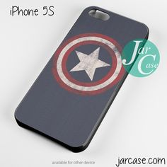 Captain America Phone case for iPhone 4/4s/5/5c/5s/6/6 plus