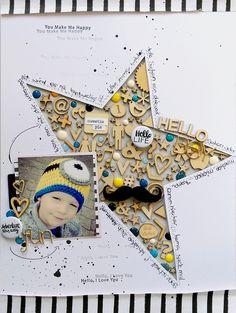 Adventure This Way! by Jana McCarthy (FYC Hello Life brush script mini flair designed by Jana herself)