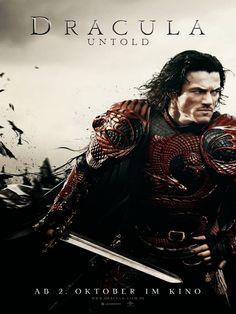 Nuevo póster internacional de 'Drácula: La leyenda jamás contada (Dracula untold)'