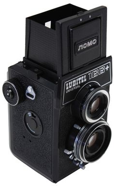 Lomo Lubitel 166+. via The Cools