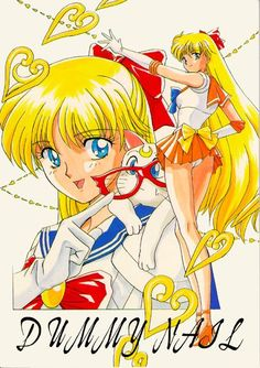 Sailor V. Sailor Vênus