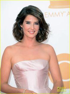 emmy 2013 red carpet | Cobie Smulders - Emmys 2013 Red Carpet | Alyson ...