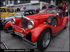 Exposición de motos y coches clásicos en Iturrondo (Galdakao) 2016. #coches #clásicos #iturrondo #Galdakao
