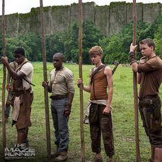 Omg, From the maze runner!