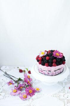 ice cream cake | midnightdessert.com