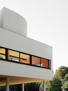 Villa Savoye | Le Corbusier - Photo Iñaki Bergera