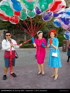 An Introduction to Dapper Day | Disney Style @Libby Cox read this article! I think you'd love doing this!!!