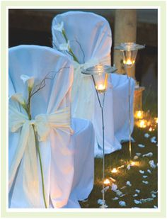 Wedding ideas I have liked and created for friends, family and clients.