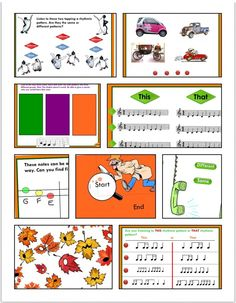 18 SB Musical Adventures & Assessments for elem #musedchat #iwb #edtech #smartee