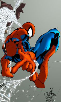 33 Astonishing Spider-Man Artworks – You The Designer