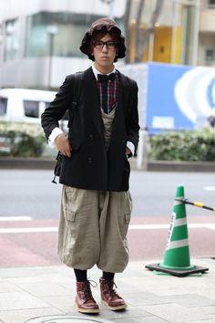 Omotesando Street, Tokyo | Street Fashion | Street Peeper | Global Street Fashion and Street Style