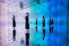 from now until the end of august, japanese collective teamlab presents its largest digital art exhibition to date.