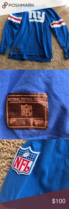 NFL vintage collection shirt Just a super awesome top Reebok Shirts