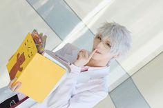 ichi(壱) Ginpachi Sakata Cosplay Photo - Cure WorldCosplay