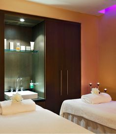 Heavenly Spa for two at the Westin Palace, Milan, Italy